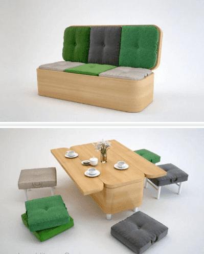 furniture untuk rumah kecil