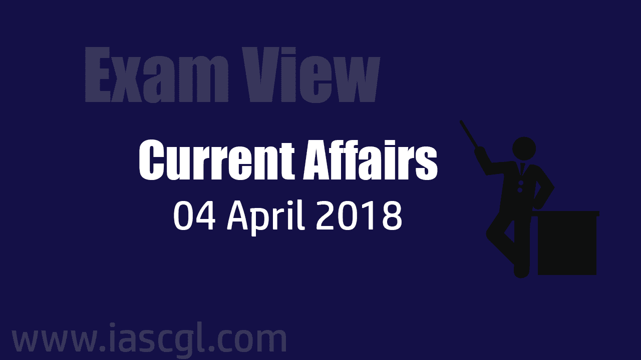 Current Affair 04 April 2018