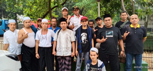 Cerita 30 Minibus Alumni 212 Ciamis yang Lolos Razia Sebelum di Jakarta