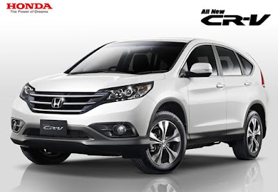 Price Honda CR-V