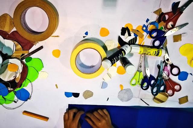 Laboratori con illustradori per bambini