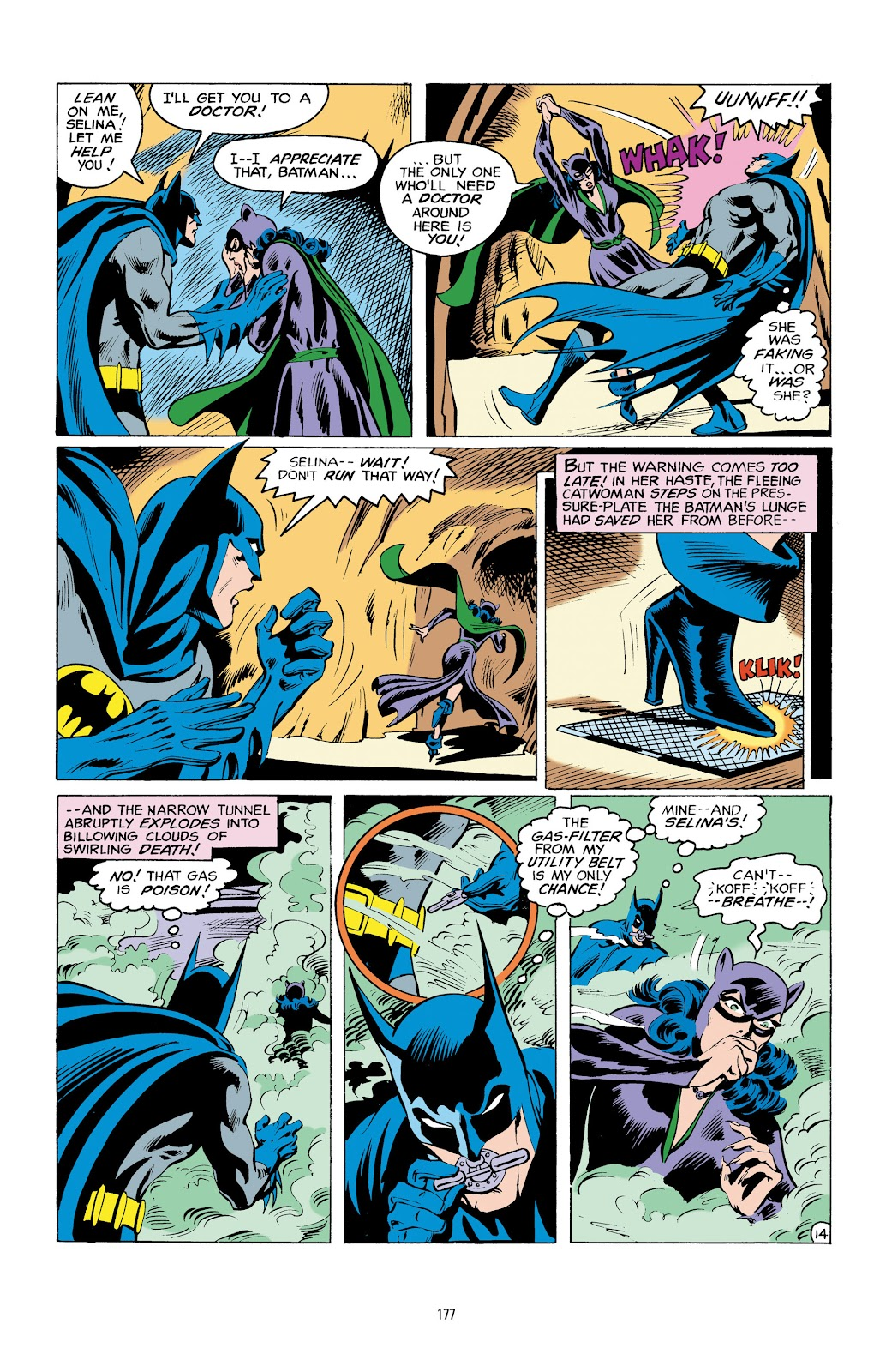 Read online Catwoman: A Celebration of 75 Years comic -  Issue # TPB (Part 2) - 78