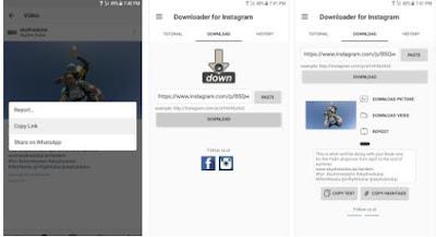 cara sukses dan ampuh mendownload video dari instagram terbukti berhasil 2 cara sukses dan ampuh mendownload video dari instagram terbukti berhasil