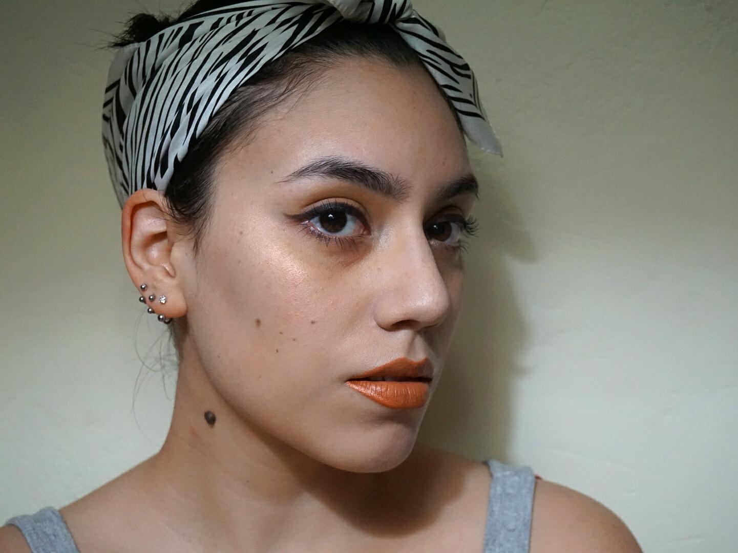 Cynthia/Killikill: Lipstick play, mixing and amping.