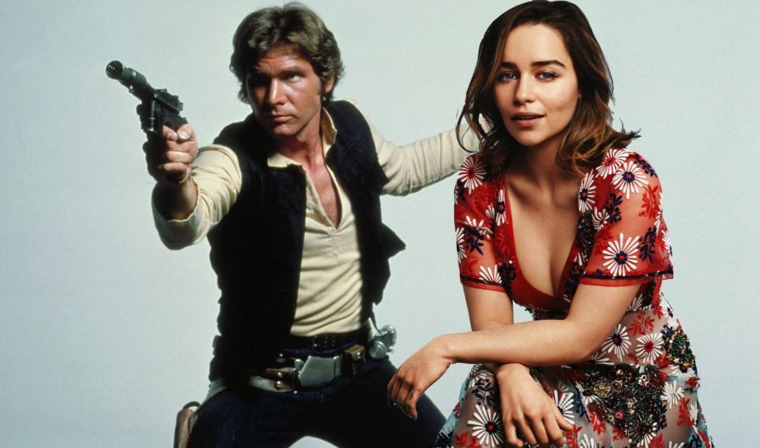 Han Solo | Emilia Clarke se junta ao elenco do próximo derivado da saga Star Wars