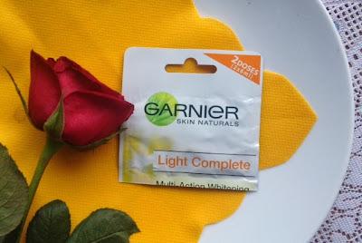 REVIEW 61 Garnier Light Complete Multi Action Whitening