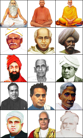 Leaders of Renaissance in Kerala