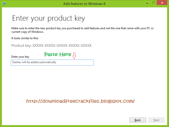 how to know product key of windows 8