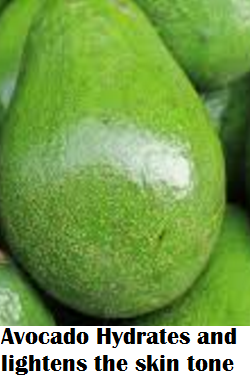 Amazing health benefits of Avocado Butter Fruit Makhanphal - Hydrates and lightens the skin tone