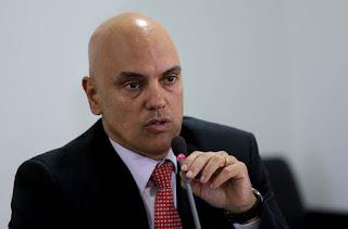Alexandre de Moraes rebate conselheiros e culpa PT por caos em presídios