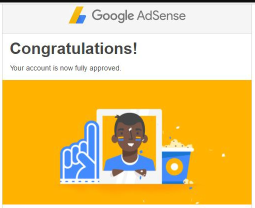 How to Get Instant Google Adsense Account Approved for new Blog