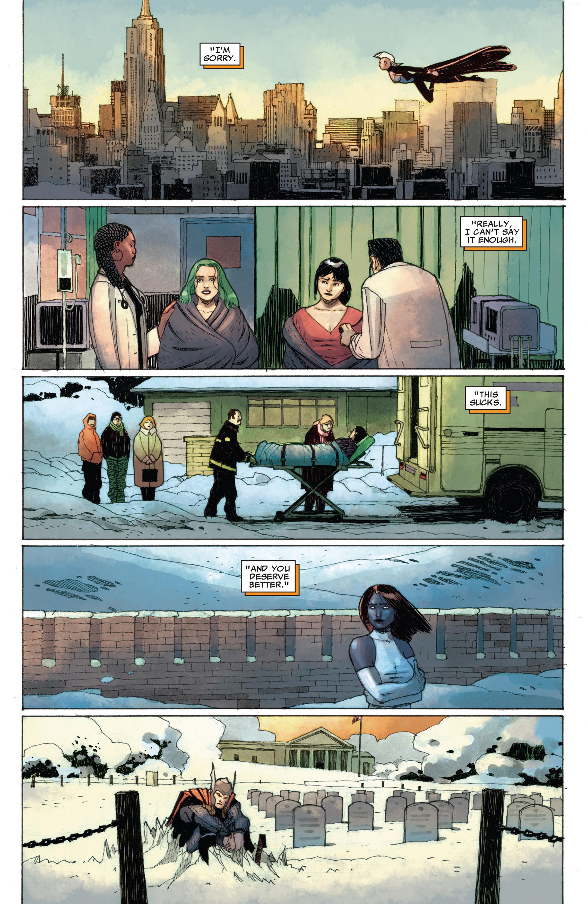 Read online Astonishing X-Men (2004) comic -  Issue #65 - 19
