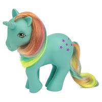 My Little Pony Classic Series Retro Starflower Year 3 Rainbow Pony