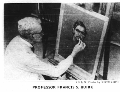 Quirk Artist, Francis Quirk Artist, Artist Quirk, Pennsylvania Artist Quirk, Great Maine Artists Quirk