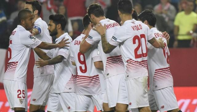Sevilla vs Mirandés