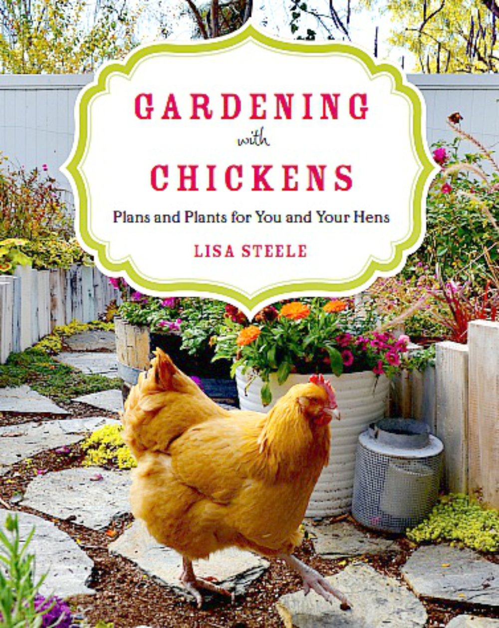 Gardening with Chickens: Fall Cleanup and Fertilizing