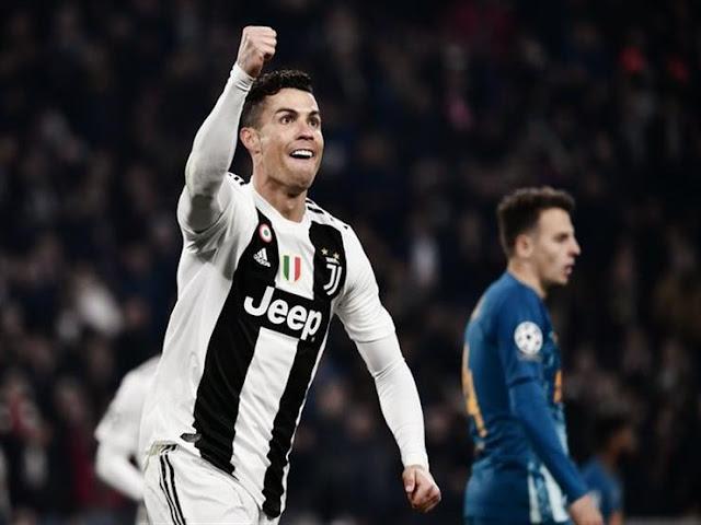 الاتحاد الأوروبي يحسم مصير رونالدو مع يوفنتوس في دوري الأبطال