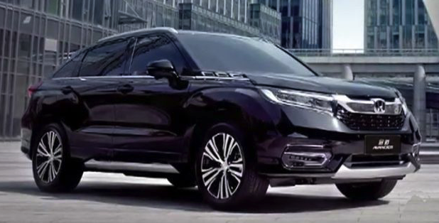 2017 Honda Avancier Review Release Date Price And Specs
