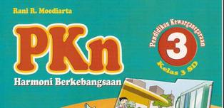 Contoh Soal UAS, UKK Semester Ganjil 1 Mapel PKN,  B. INDONESIA, MTK, IPA, IPS  Kelas 3 SD/MI