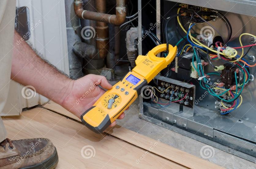 Determinar El Amperaje Normal Refrigeracion Desde Casa