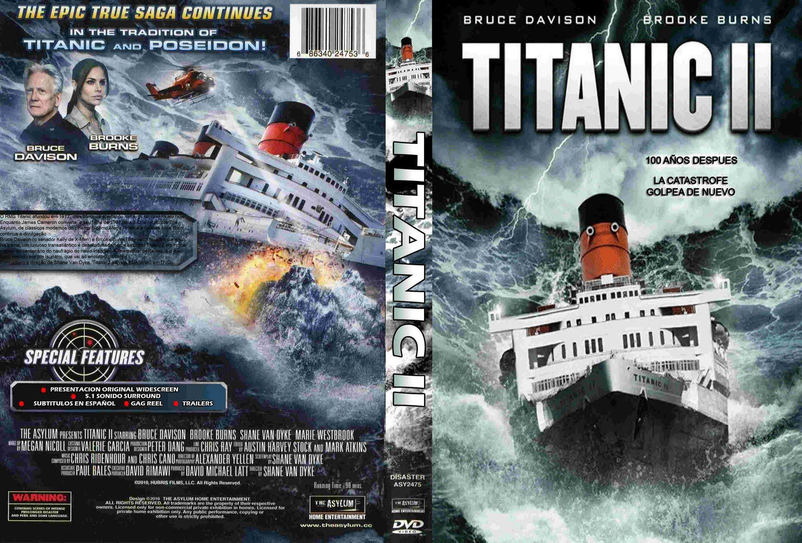 Titanic 2 Film