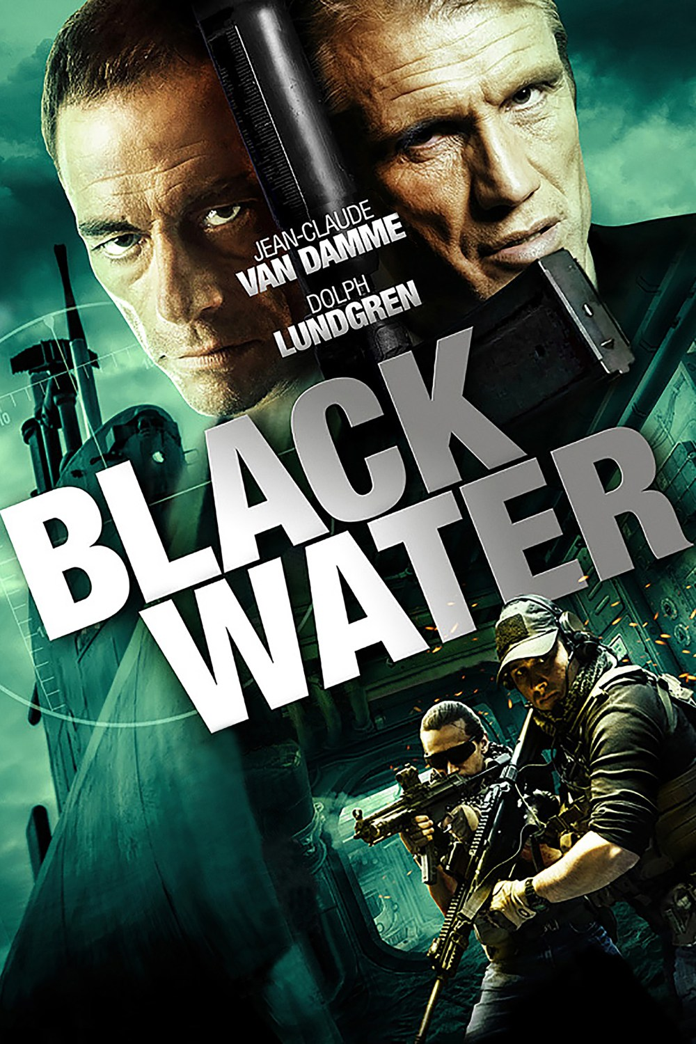 Black Water [2018] [DVD9] [PAL] [Español]