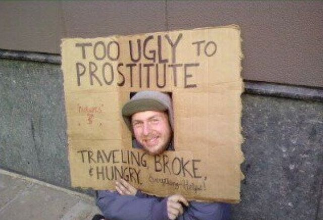 funny homeless people funnymadworld
