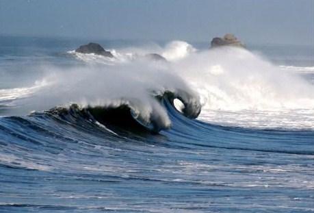 Pengertian Gerak Arus Air Laut, Jenis dan Faktornya