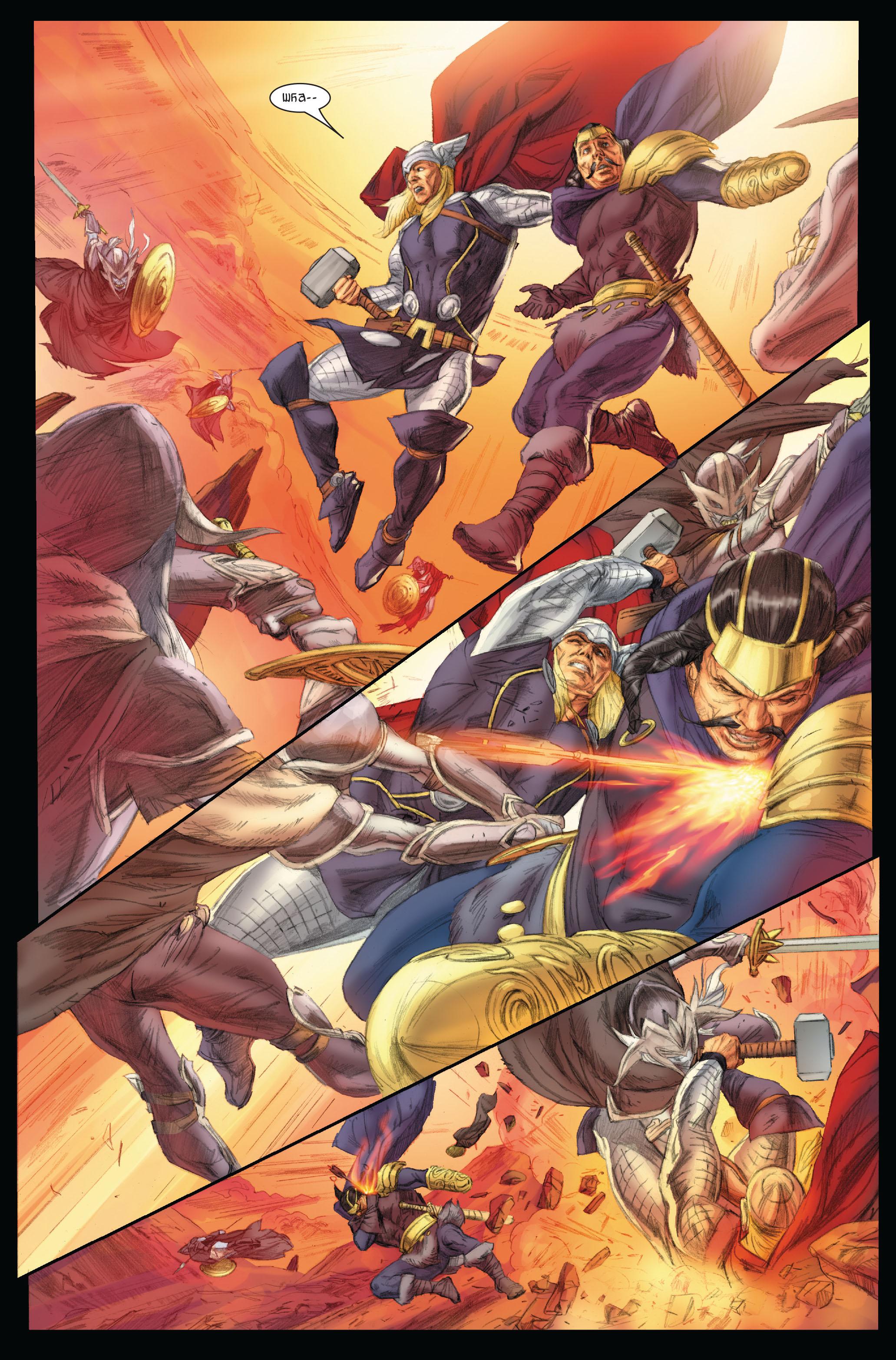 Thor (2007) Issue #612 #25 - English 9