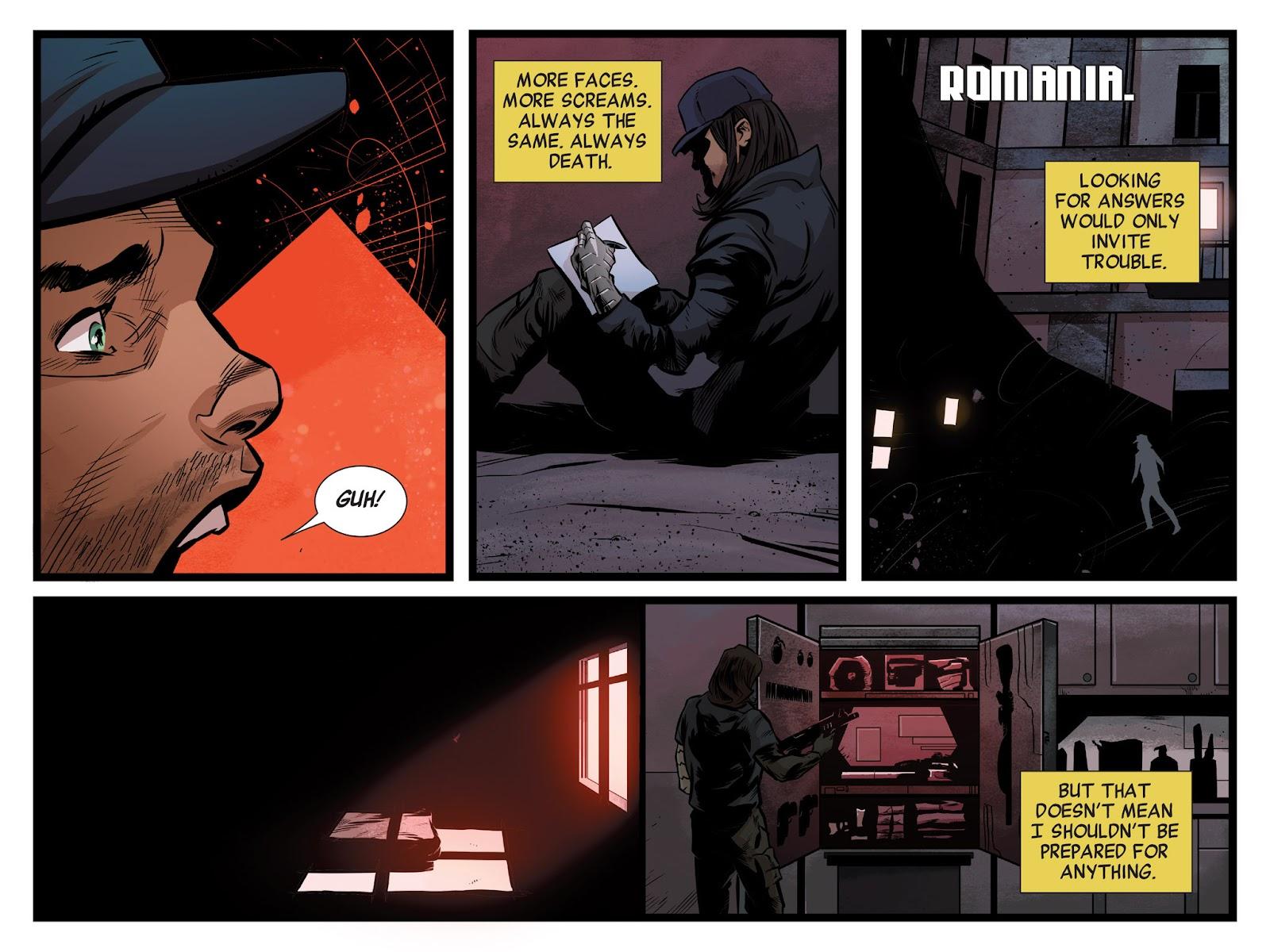 Read online Captain America: Civil War Prelude (Infinite Comics) comic -  Issue # Full - 53