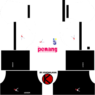 Penang FA Kits 2017 | Dream League Soccer