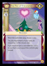 My Little Pony The Fire of Friendship Friends Forever CCG Card