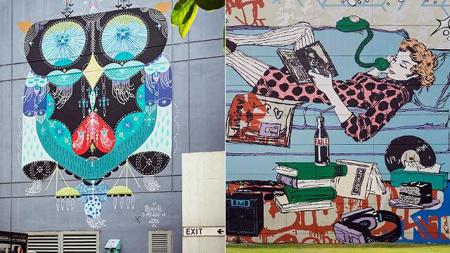 arts in taguig city  bonifacio art foundation  dating tagpuan bgc  asean mural bgc  between the lines bgc  bgc blog  mural art manila  stranger things mural bgc