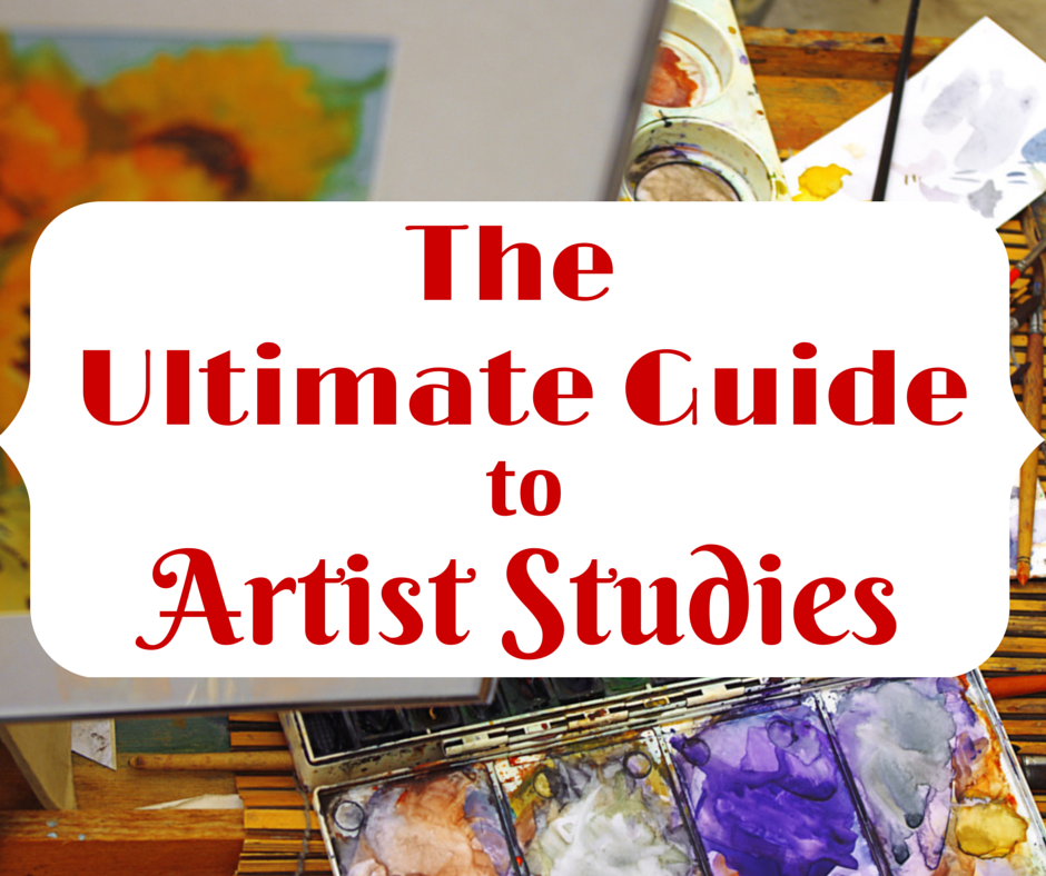 A comprehensive guide to artist study resources, lesson plans, printables and more.