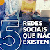Confira 5 redes sociais que já não existem mais