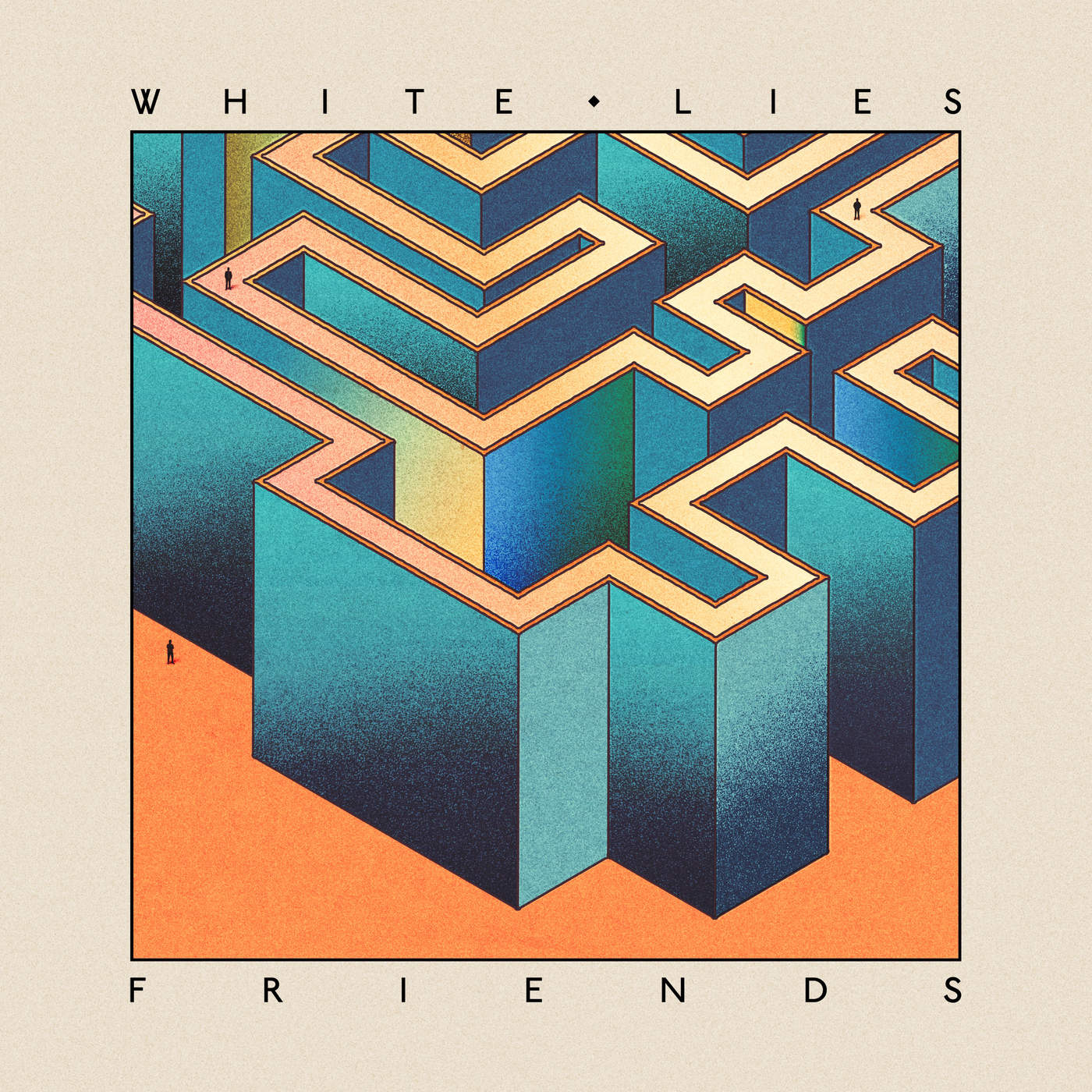 White Lies - Friends Cover