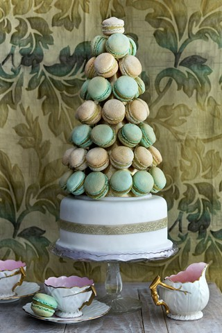 ... macaron party!?! How about using our French Macaron paper party goods