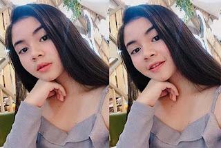 Nabila Bintang Selfie 2