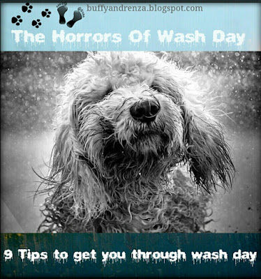 The horrors of wash day and 9 tips to get you through it.