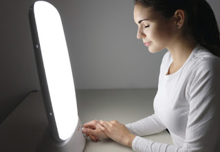 Sunlight lamp-Alternative treatment for Depression