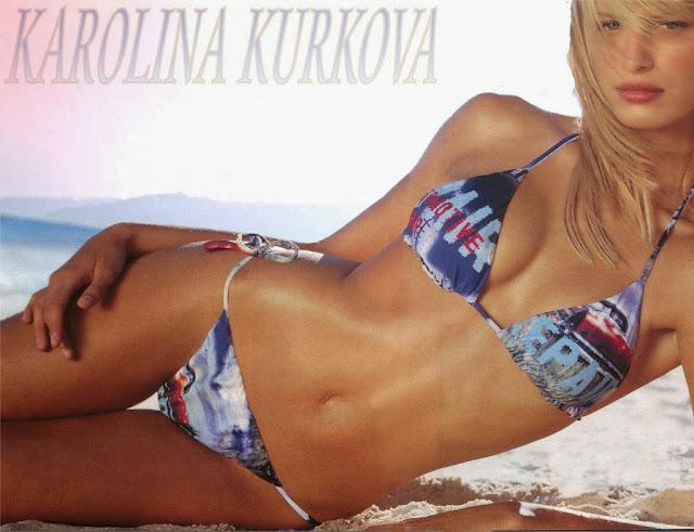 Karolina Kurkova Has N...