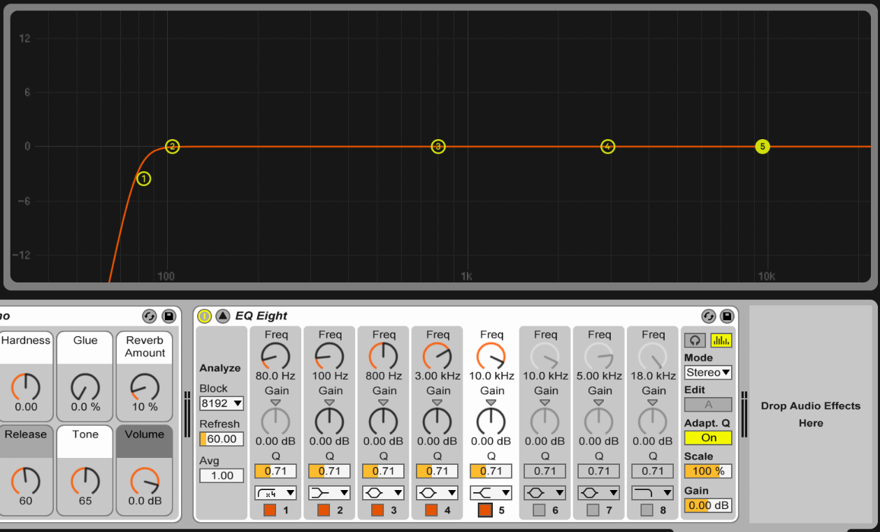 How to get a fat guitar sound with Ableton Live 9 Lite? | The Gear Page