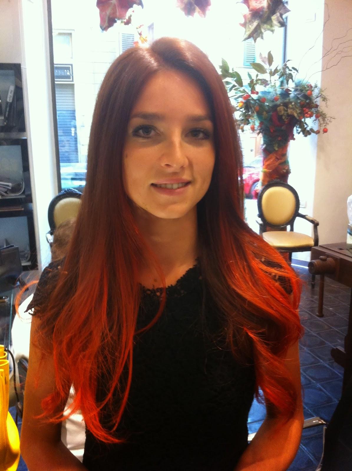 Capelli Castani Con Meches Rosse - Meches rosse come si fanno sui capelli  castani biondi Almeglio 677a153aa2f2