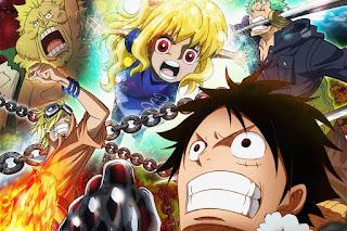 Hình Ảnh One Piece: Heart of Gold