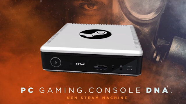 Steam Machine Zotac