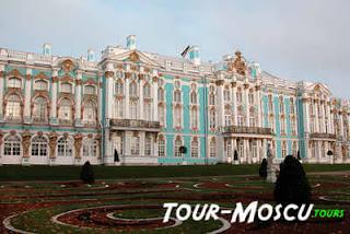 Tour Palacio de Catalina con Hermitage