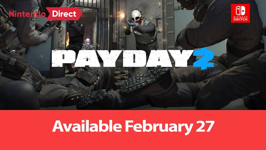payday 2 nintendo switch overkill