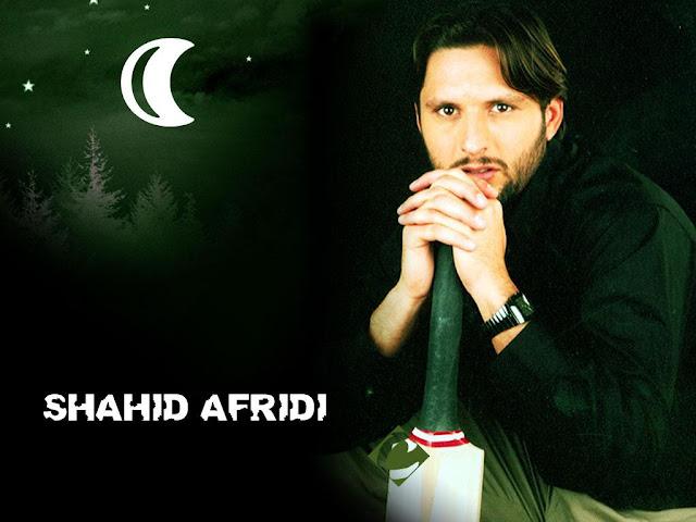 Wallpapers: Shahid Afridi