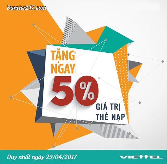 Khuyến mại 50% - INTERNET VIETTEL
