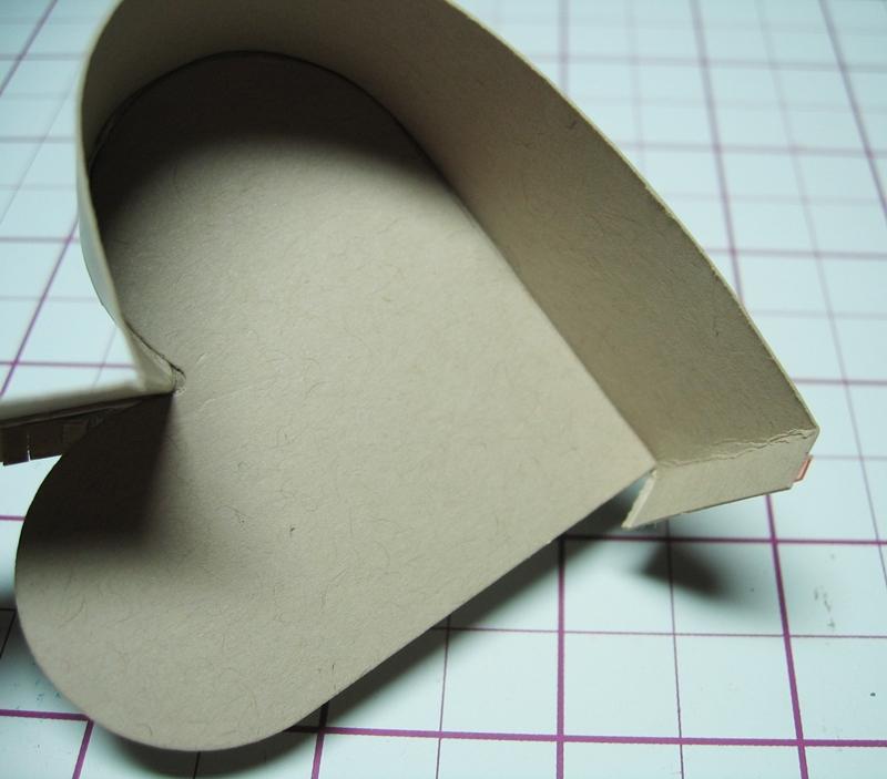 stampathy schachtel aus herzstanzteile. Black Bedroom Furniture Sets. Home Design Ideas